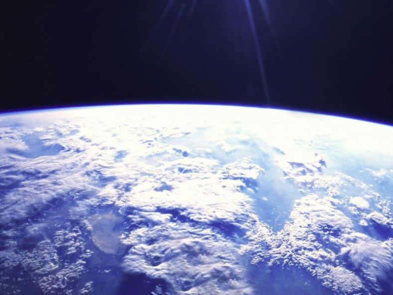 Earth from space v01