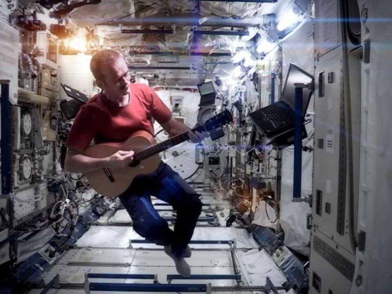 Real Space Oddity v01